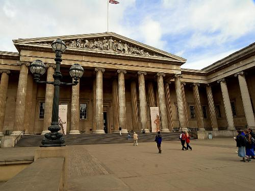 The British Museum Facts