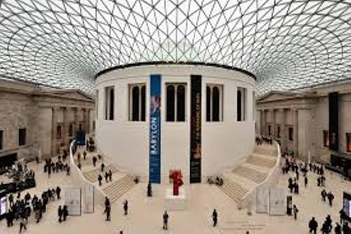 The British Museum Interior