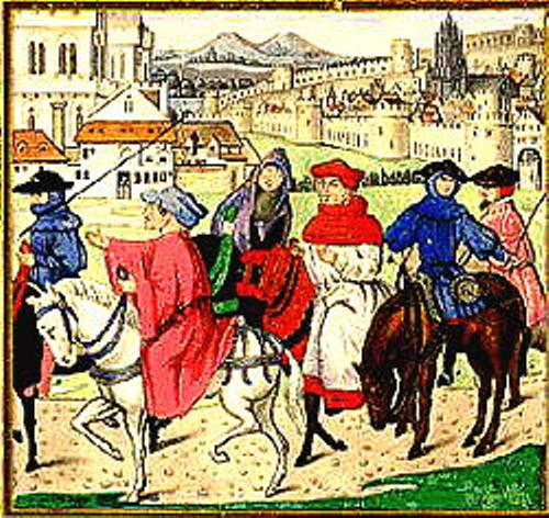 The Canterbury Tales Facts