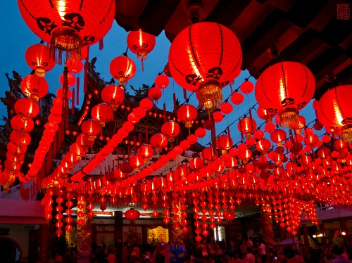 The Chinese New Year Facts
