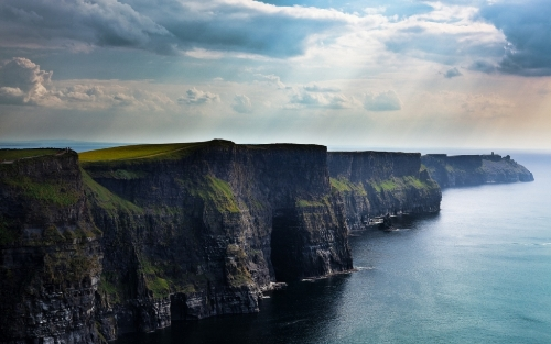 The Cliffs of Moher Facts