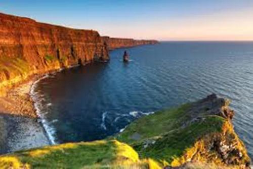 The Cliffs of Moher Pictures