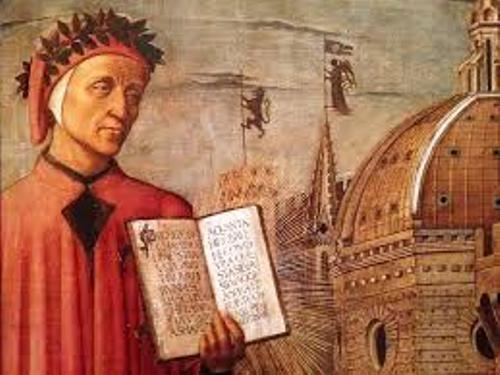 Facts about Dante Alighieri