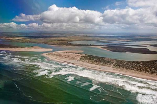 Facts about The Coorong