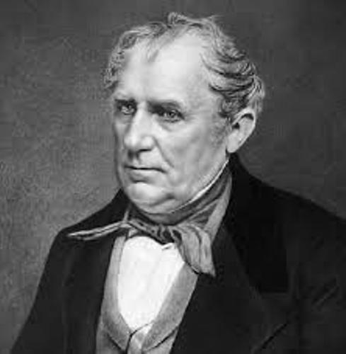 James Fenimore Cooper Pic