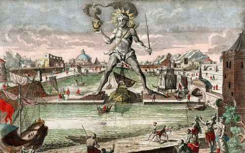 The Colossus of Rhodes Facts