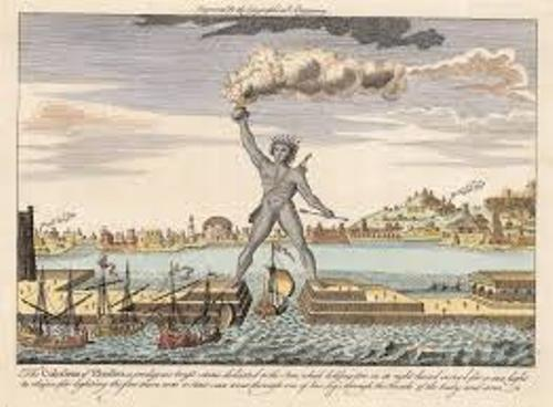 The Colossus of Rhodes Image