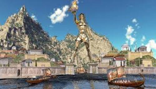 The Colossus of Rhodes Pictures