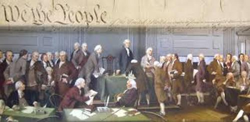 The Constitutional Convention Pic