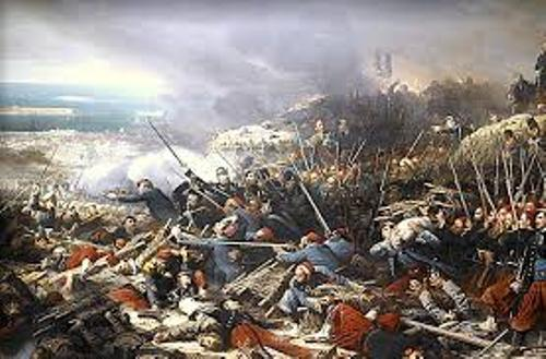 The Crimean War Pic