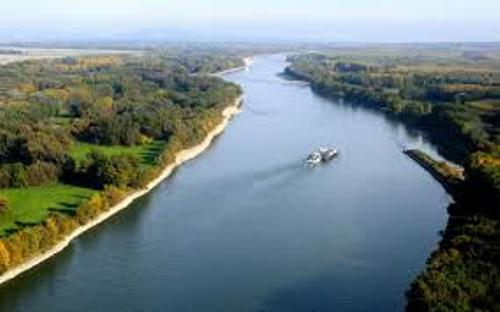 The Danube River Image