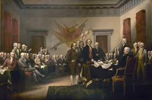 The Declaration of Independence Facts
