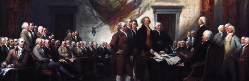 The Declaration of Independence Pictures