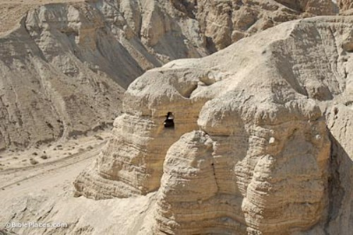 The Dead Sea Scrolls Caves