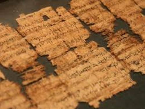 The Dead Sea Scrolls Images