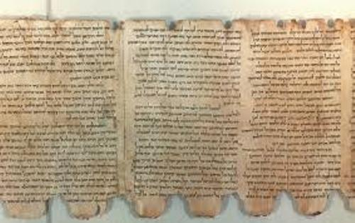 The Dead Sea Scrolls Pictures