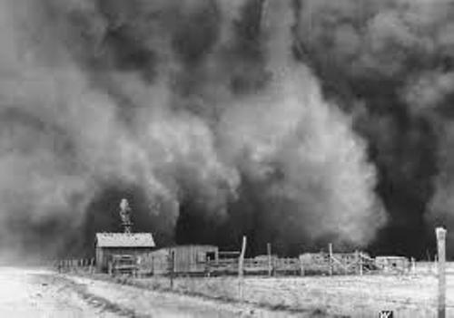 The Dust Bowl Image