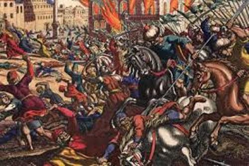 The First Crusade History