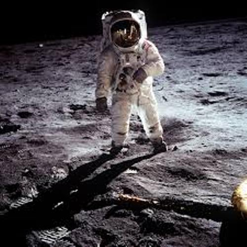 The First Moon Landing Pictures