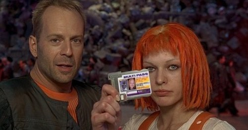 Facts about The Fifth Element