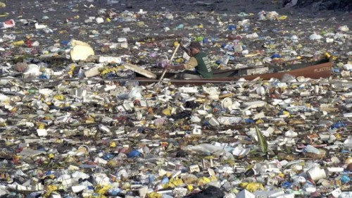 Great Pacific Garbage Patch Pictures