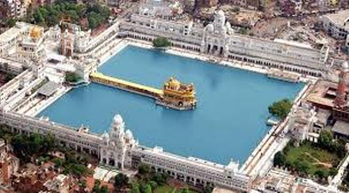 The Golden Temple Pic