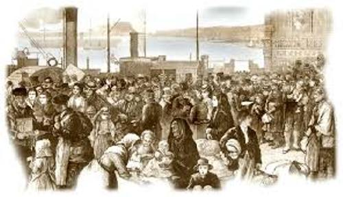 The Great Irish Famine Facts