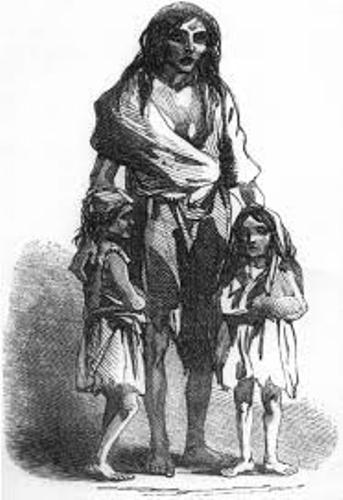 The Great Irish Famine Pic