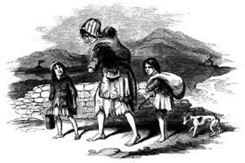 The Great Irish Famine Pictures
