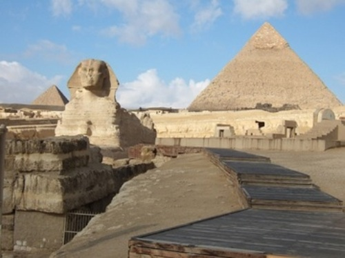 The Great Sphinx of Giza Facts