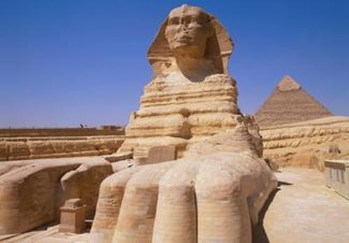 The Great Sphinx of Giza Pic