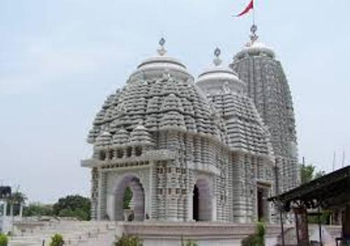 Jagannath Temple Exterior
