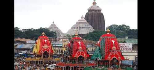 Jagannath Temple Pictures
