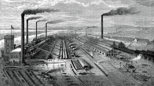 The Industrial Revolution Facts