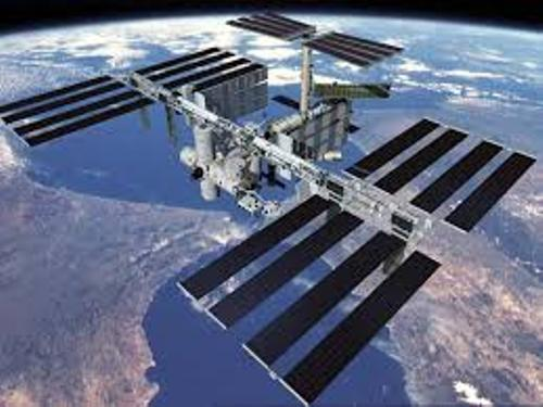 The International Space Station Pictures