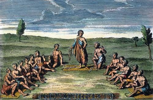 The Iroquois Pictures