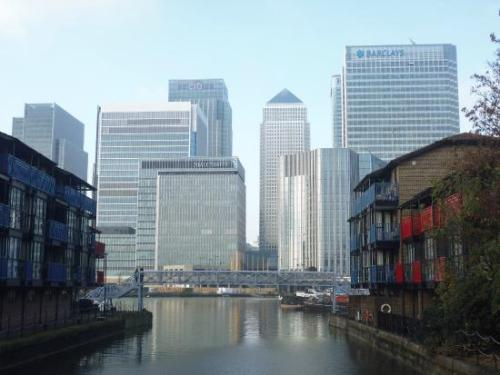 Facts about The London Docklands