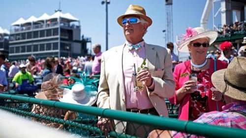 The Kentucky Derby Race