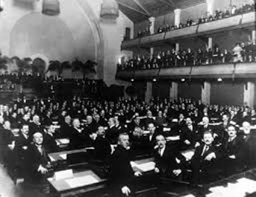 The League of Nations Pictures