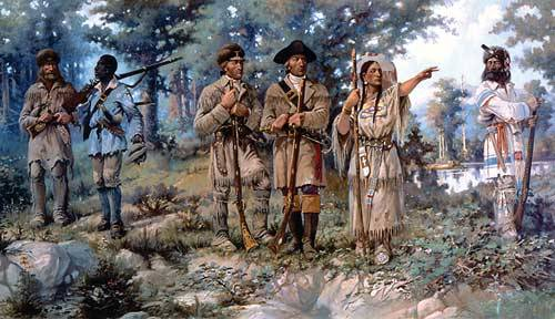 The Lewis and Clark Expedition Facts
