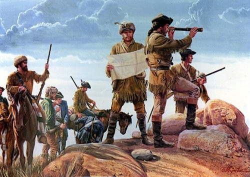 The Lewis and Clark Expedition Pic