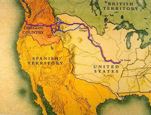The Lewis and Clark Expedition Pictures