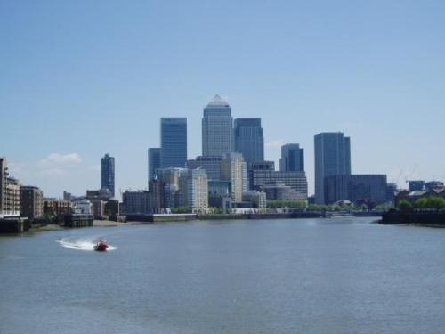 The London Docklands