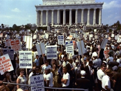 The March on Washington Pic