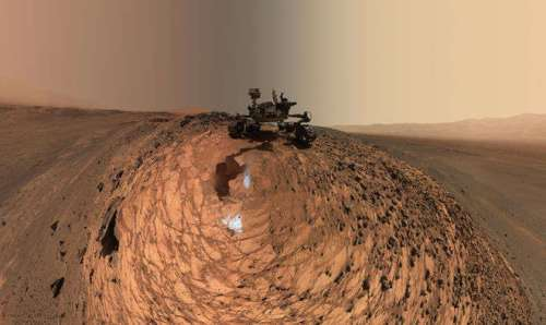 The Mars Rover Facts