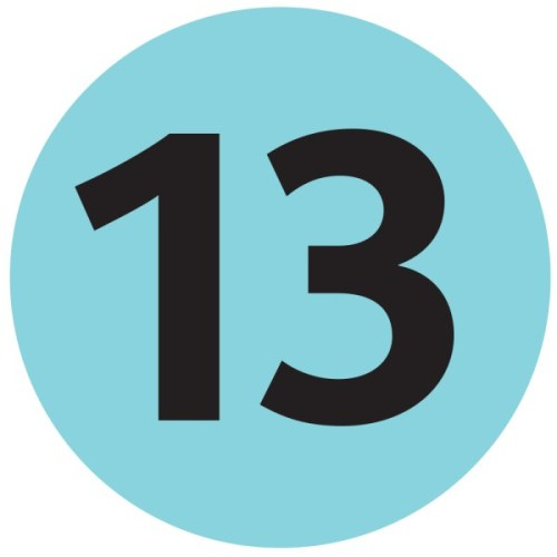 10 Interesting The Number 13 Facts