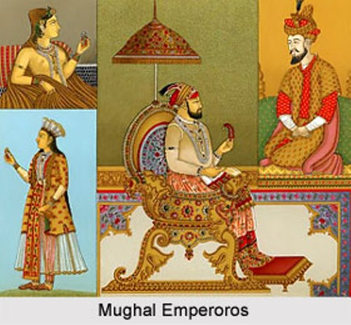 The Mughal Empire Emperors