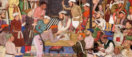 The Mughal Empire Pic
