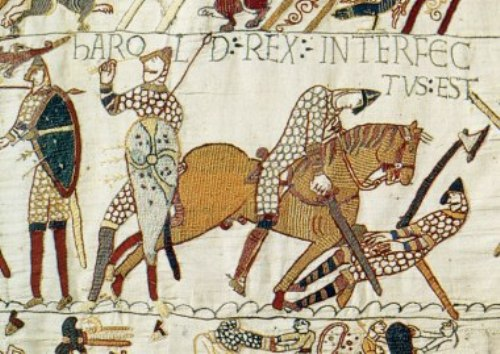 the normans facts