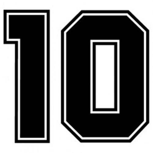 the number 10 pictures